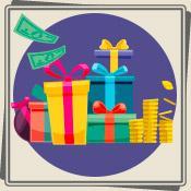 cadeaux bonus