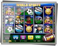 machine a sous World Sport iSoftBet