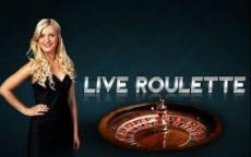 fille blonde roulette live
