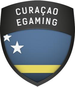 logo Curaçao e-Gaming Licensing Authority