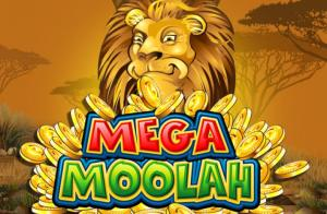 Mega Moolah Microgaming lion machine à sous
