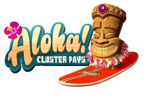 Aloha ! Cluster Pays™, de NetEnt