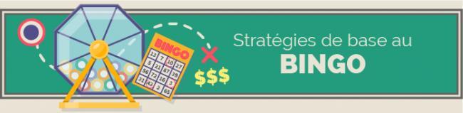 bingo stratégies