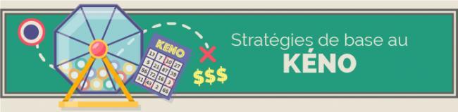 Keno Strategie
