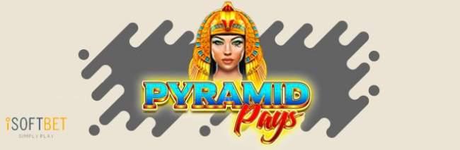 Pyramid Pays isoftbet