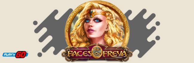 The face of freya Play n go