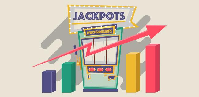 jackpot progressif machines a sous