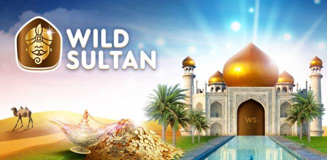 wild sultan banner