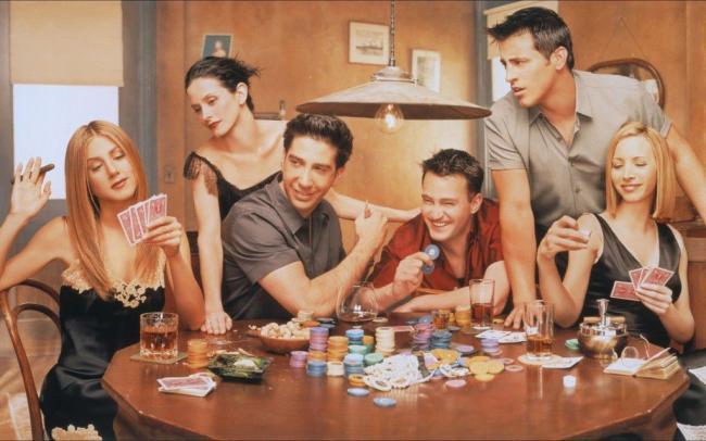 soirée casino amis