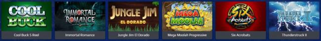 all slots machines a sous