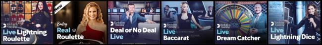 betway casino live